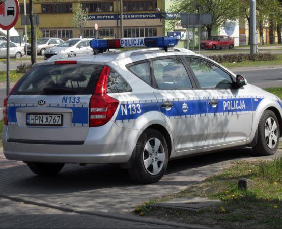 Policja Rzeszów: Policjanci spotkali się z przedszkolakami