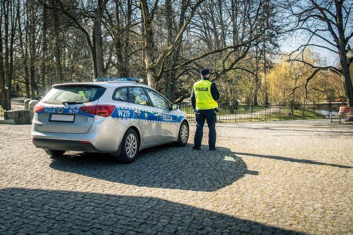 Policja Rzeszów: Nocny pościg za kierowcą volkswagena